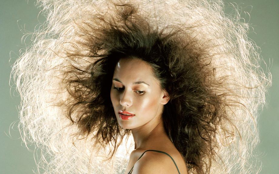 Tagli capelli corti gonfi