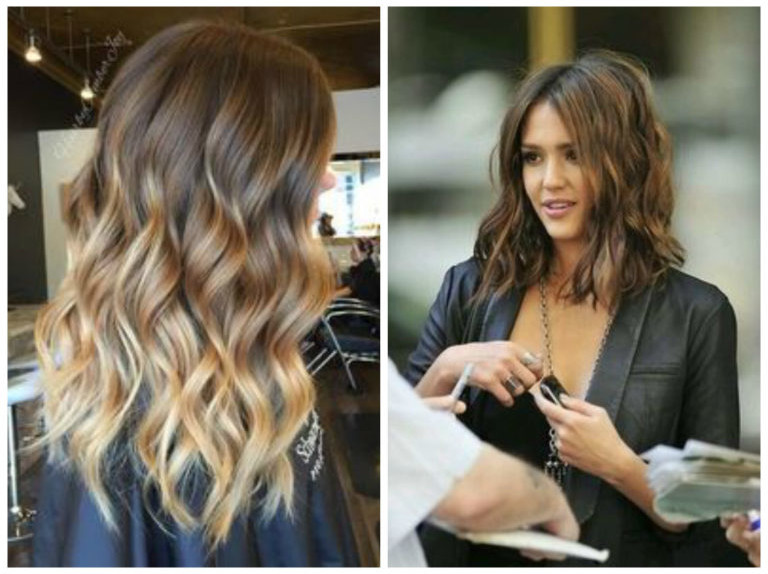 Preferenza Colore capelli 2017: tutte le tonalità di castano - Glamour.it OZ79