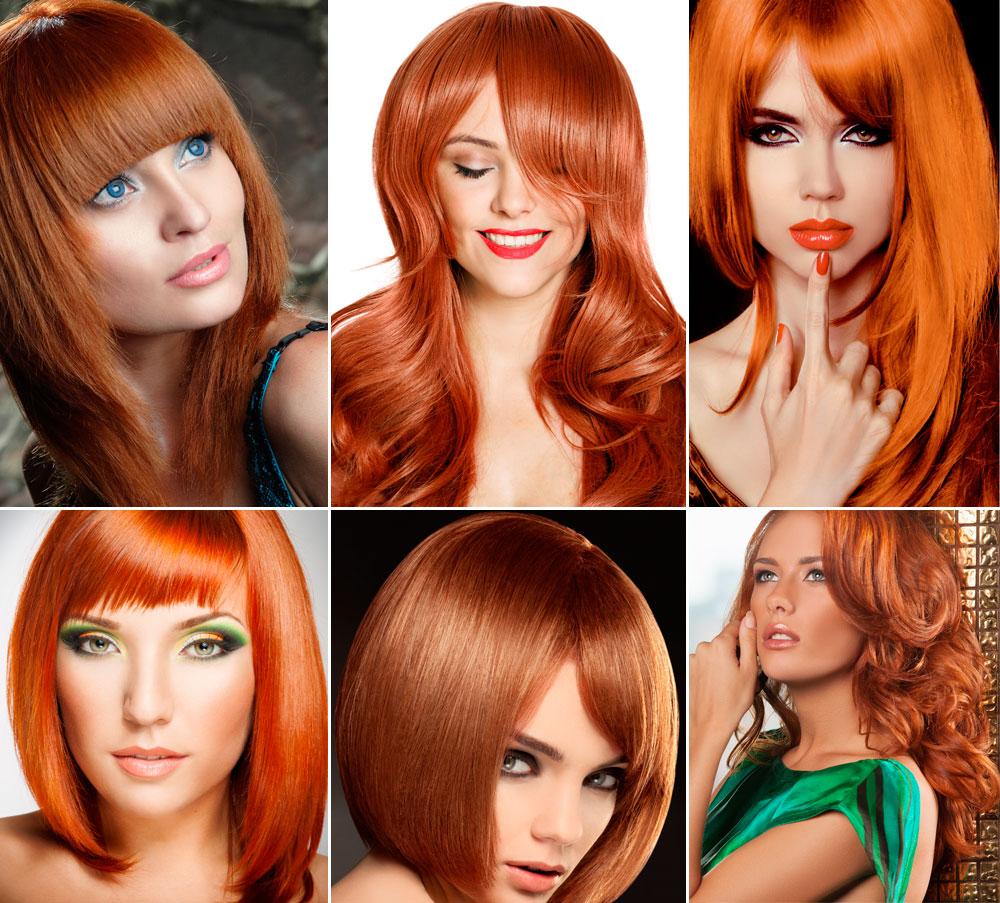Super Ecco a chi stanno bene i capelli ramati! - Glamour.it GS59