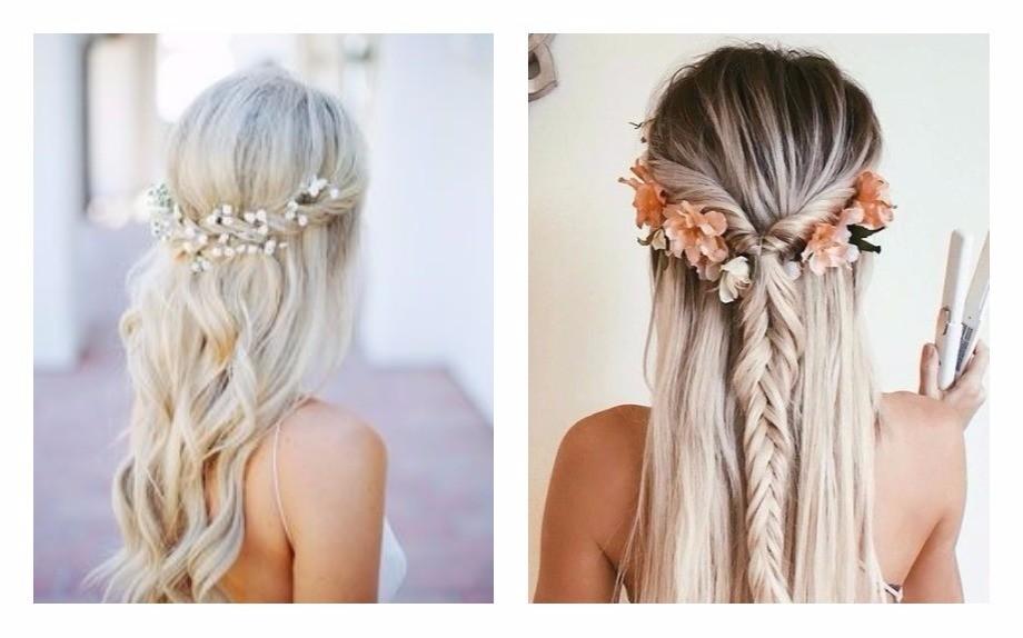 spesso Acconciature capelli lunghi: idee semplici e alla moda - Glamour.it XZ23