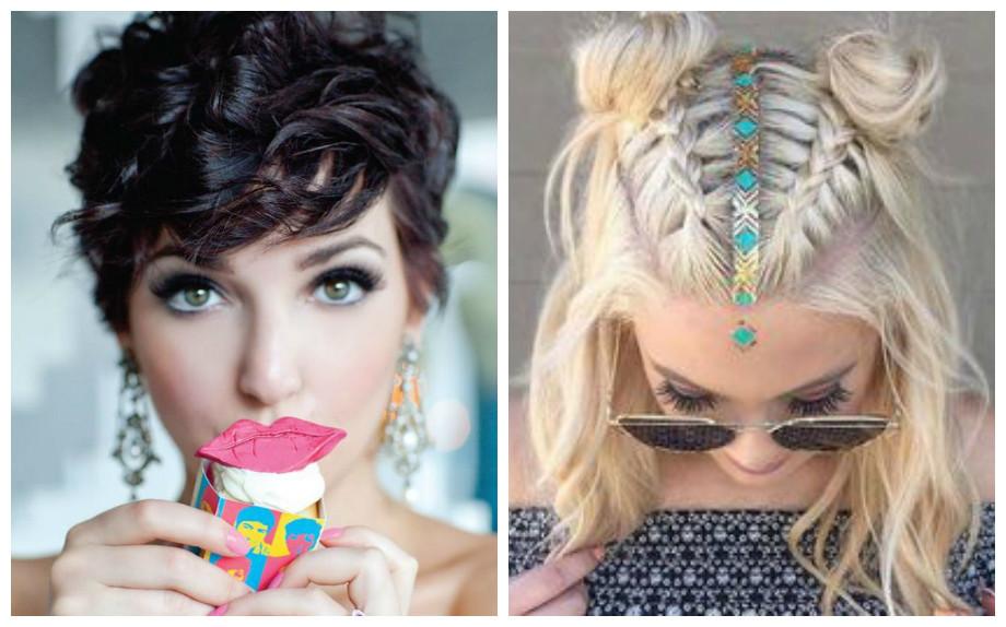 Eccezionale Acconciature capelli corti per tutte le stagioni - Glamour.it MS62