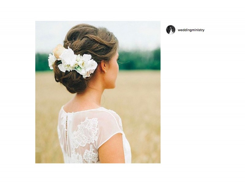 chignon 2 photo credits @weddingministry