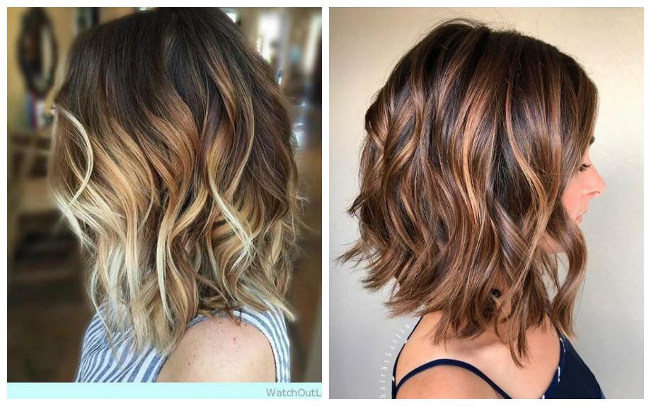 tagli capelli medi la bellezza  oda per l estate   glamour it