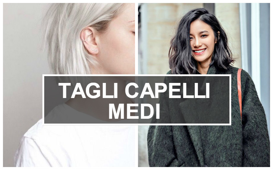 Top Tagli capelli medi: la bellezza è comoda per l'estate - Glamour.it JQ76