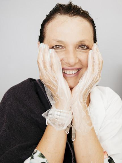 Collagen Intensive Hand Mask, trattamento rigenerante mani, Sandra Bacci
