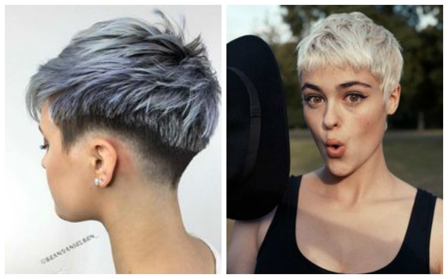 Popolare Tagli capelli corti 2017: i trend del momento - Glamour.it SK89