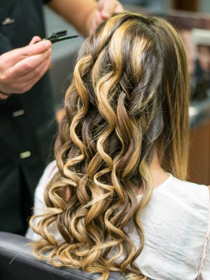Trattamento ristrutturante Framesi Morphosis Re-structure Parrucchiere Arvi's Milano Hair Capelli piega onde boccoli ricci (7)