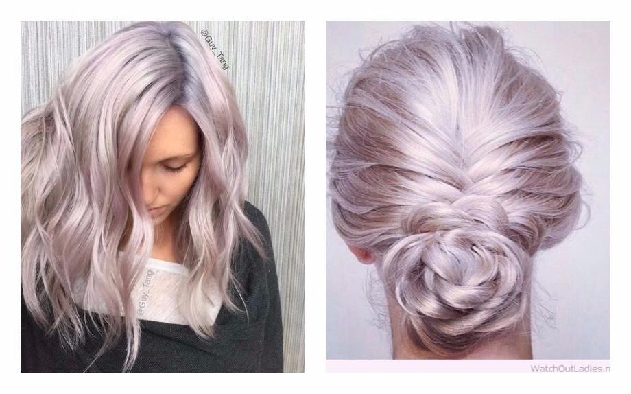 pearl hair