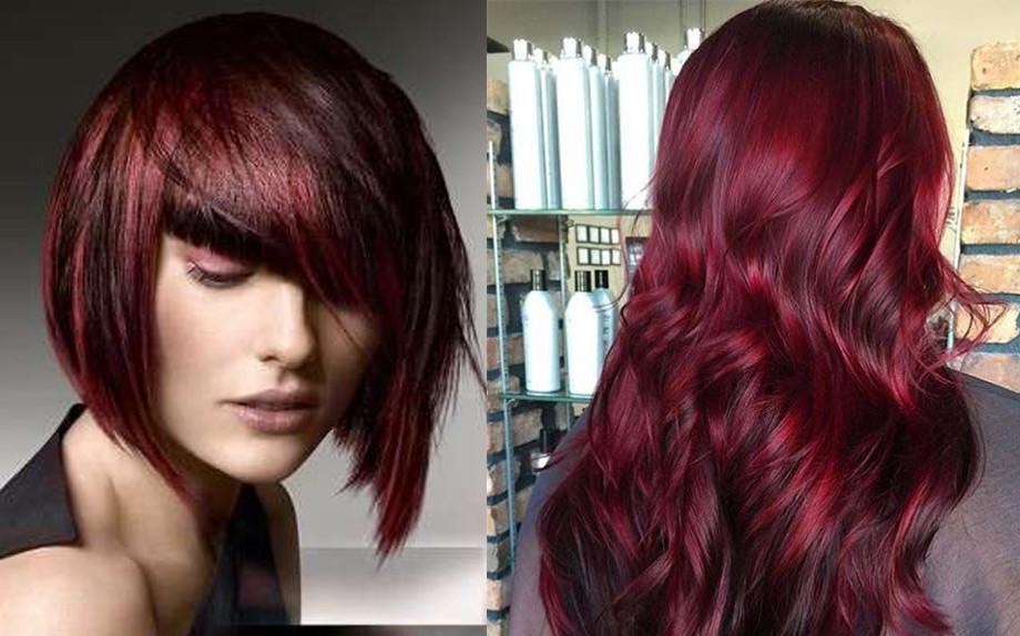 Colore dei capelli rossi