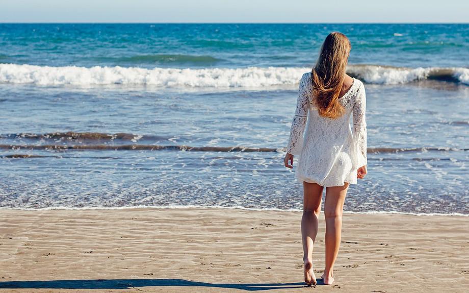 capelli danneggiati dal mare