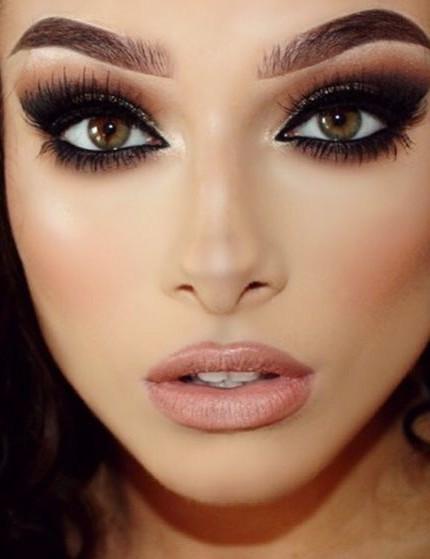 Molto Trucco smokey eyes: il make up per gli occhi protagonista - Glamour.it LJ72