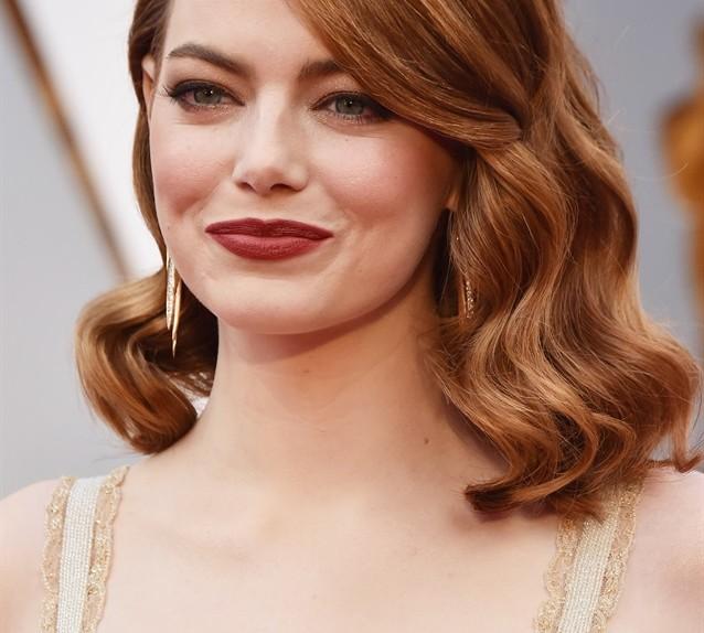 Emma Stone capelli bob XL