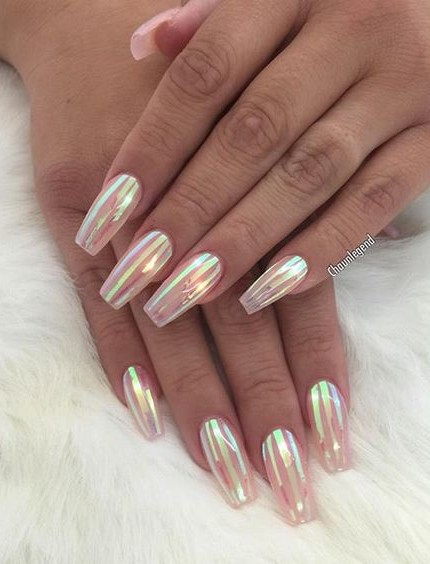 Unghie Invernali Le Nail Art Autunno Inverno 2017 2018 Glamour It