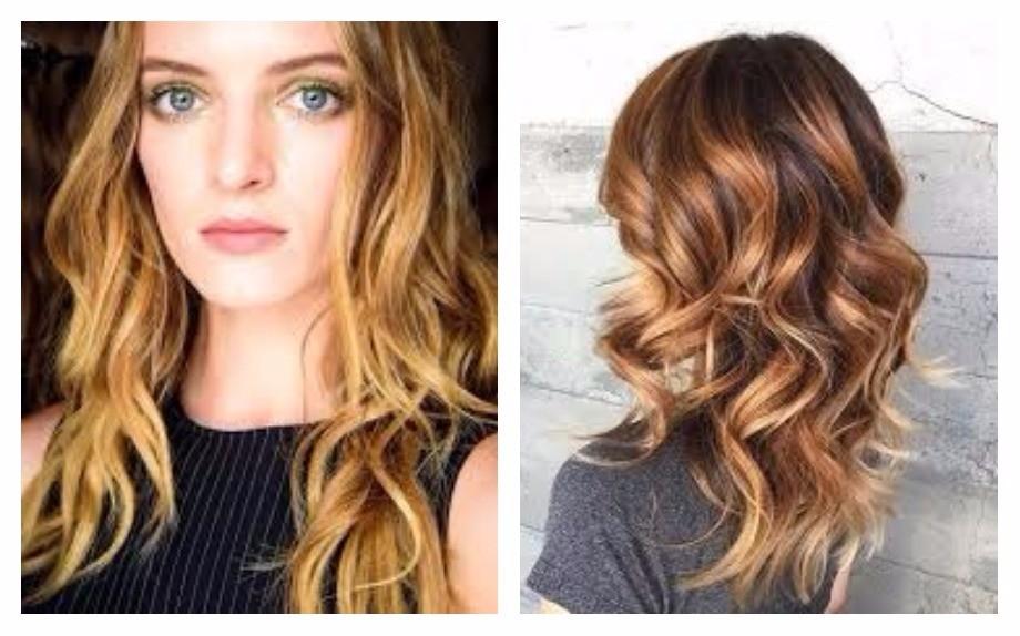 Il nuovo colore capelli per l autunno inverno wild tiger glamour