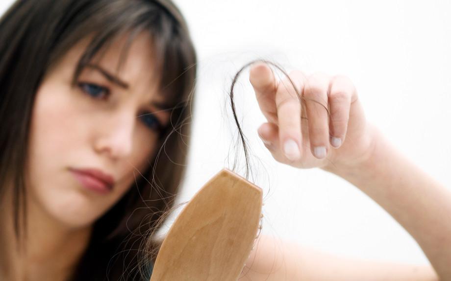 perdita dei capelli in autunno