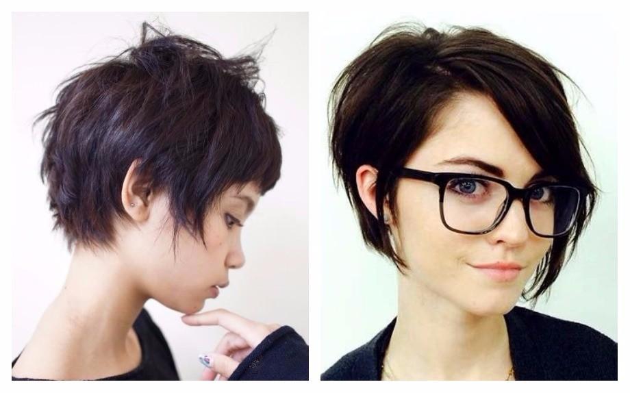 Tagli capelli castani 2018