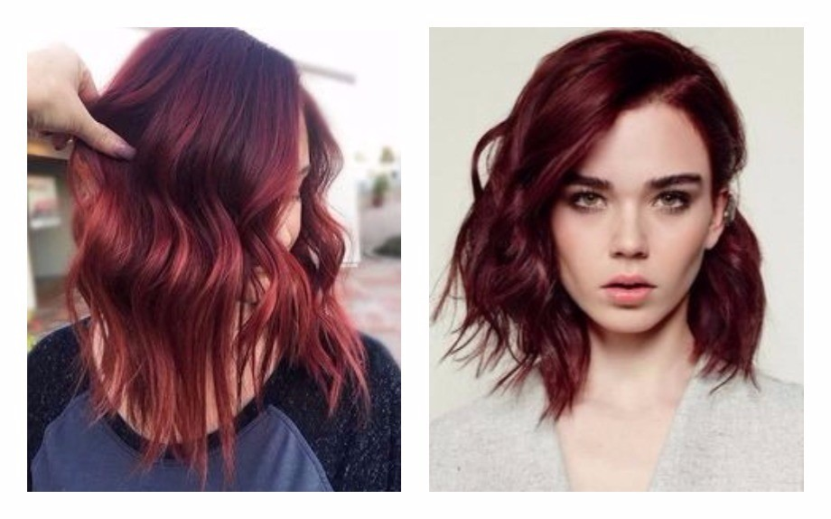 Il colore capelli 2018
