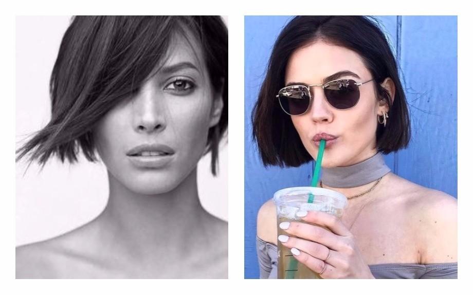 Tagli capelli medi 2018 donne foto online