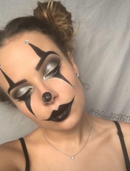 Halloween 2017 idee make up da realizzare semplici e veloci - Tendance make up 2017 ...