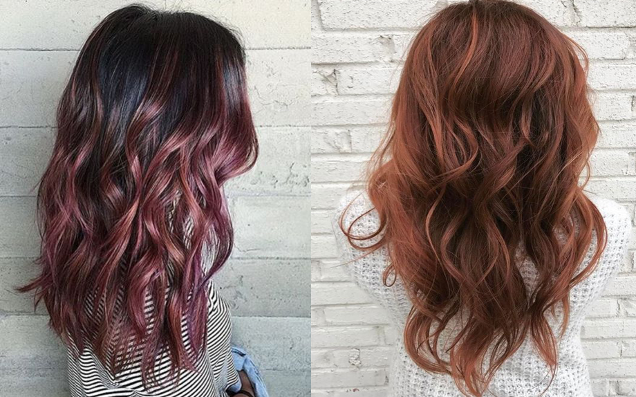 Credits: a destra @danielalexanderstylist Instagram, a sinistra Photo by Pinterest