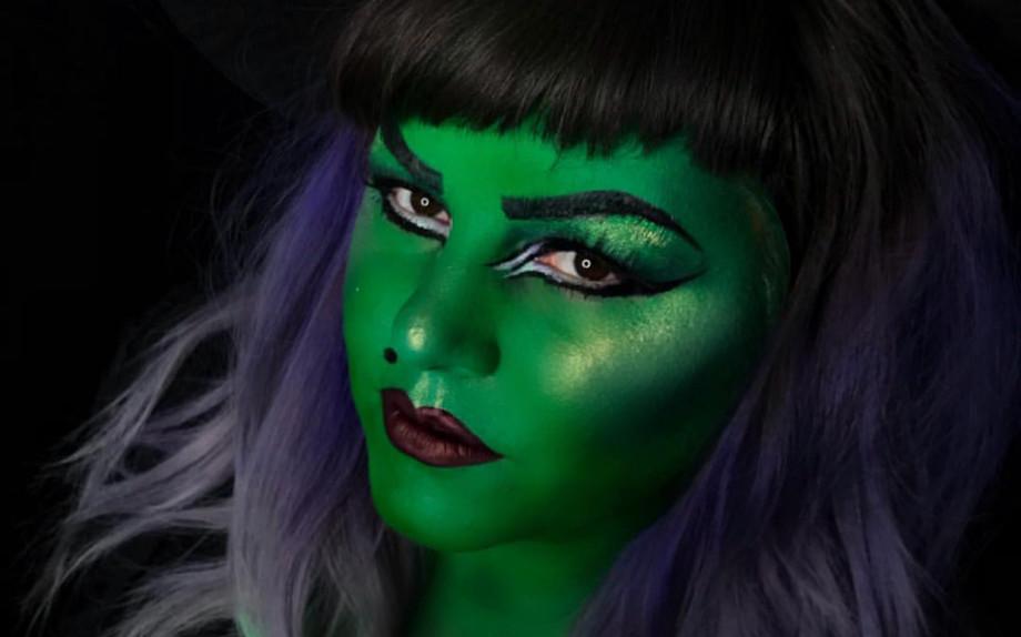 makeup halloween