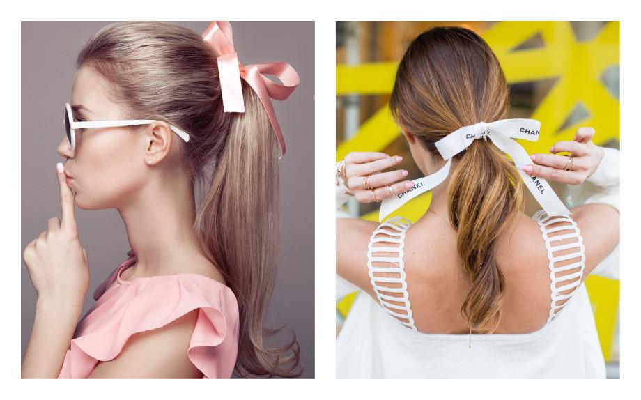 Acconciature capelli lunghi lisci