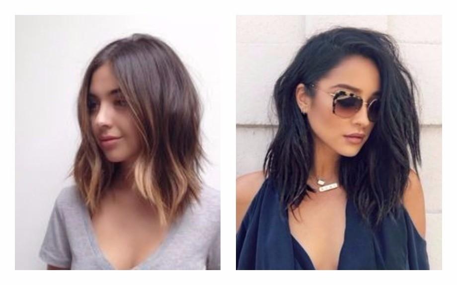 Taglio e colore capelli medi 2018