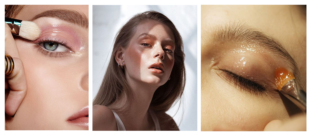 Trucco occhi effetto bagnato makeup scenico e allure sofisticata - Trucco effetto bagnato ...
