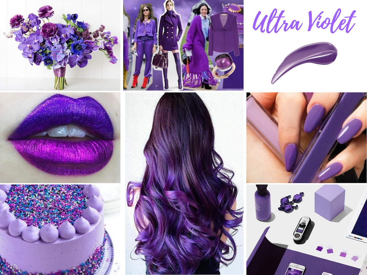 6 idee beauty ultra violet