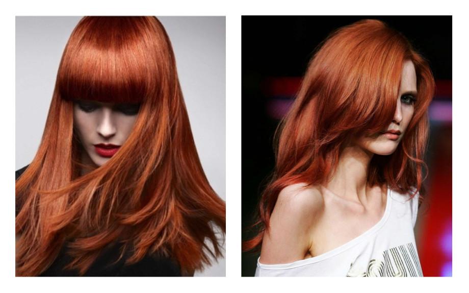 Colori capelli 2019 rosso