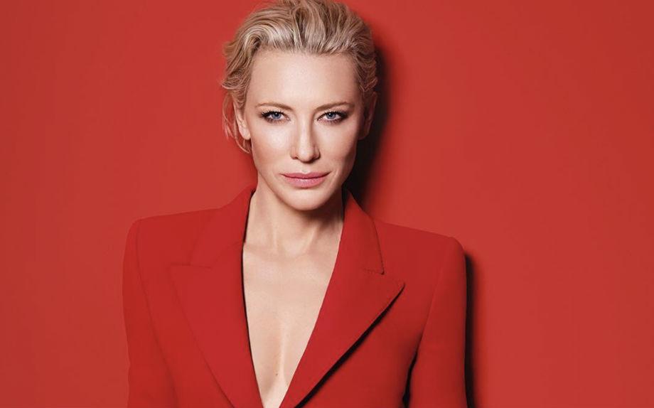 Cate Blanchett per Sì Passione di Giorgio Armani