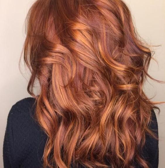 Colore capelli 2018  50 sfumature di rosso e biondo - Glamour.it b63979c172e5