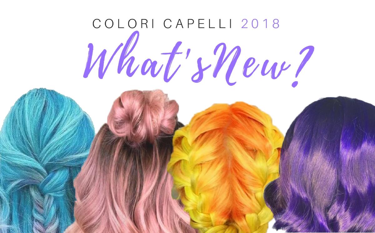 Colori capelli 2018  ecco tutte le nuance più cool che vi stupiranno af6ee74b23fc