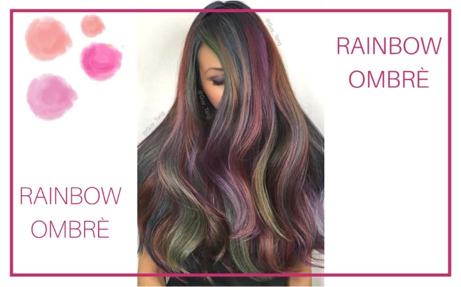 nuovi colori capelli 2018