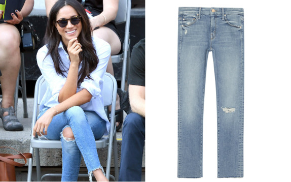 "Torna in vendita il ""Meghan Markle jeans"