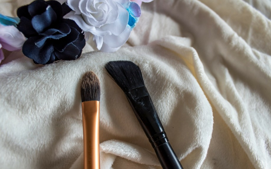 pennelli makeup fondo