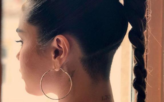 Tagli di capelli: il nuovo undercut di Selena Gomez