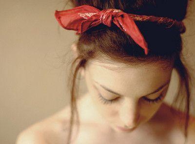 bandana capelli