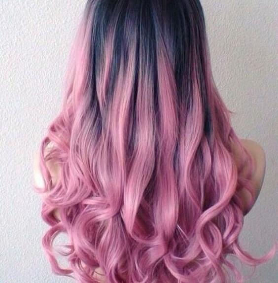 Spray colorato per capelli  ecco come averli di tanti colori senza ... c98193831380
