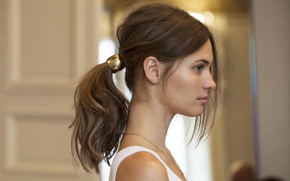 Scelto da Glamour: il gioiello deluxe per capelli di David Mallett by Susanne Syz