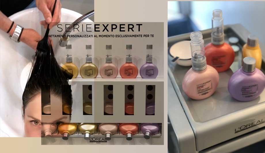 Power Mix L'Oréal Professionnel, maschere personalizzate capelli, L'oreal professionel