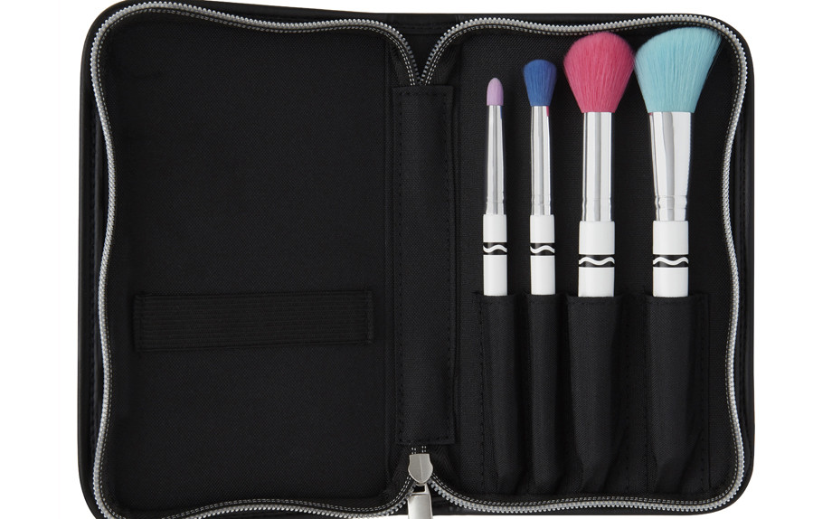 Il kit di pennelli di Crayola Beauty