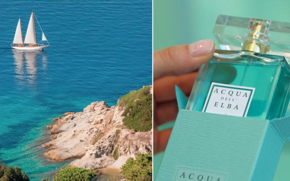 Acqua dell'Elba, il brand che imbottiglia le emozioni del mare