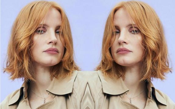 Taglio capelli medi: il nuovo caschetto di Jessica Chastain