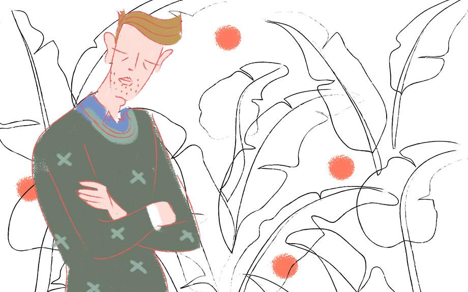 Illustrazione di Sara Ciprandi