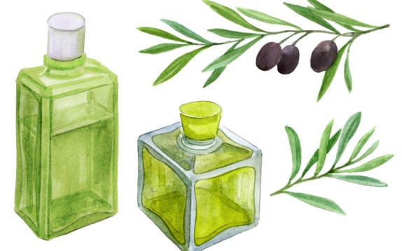 I benefici cosmetici dell'olio di oliva