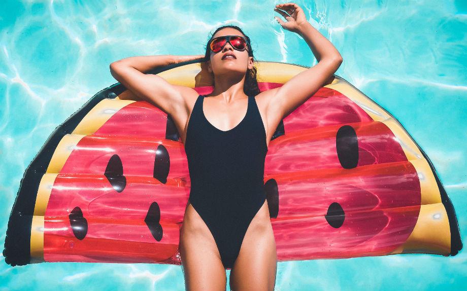 piscina estate esercizi