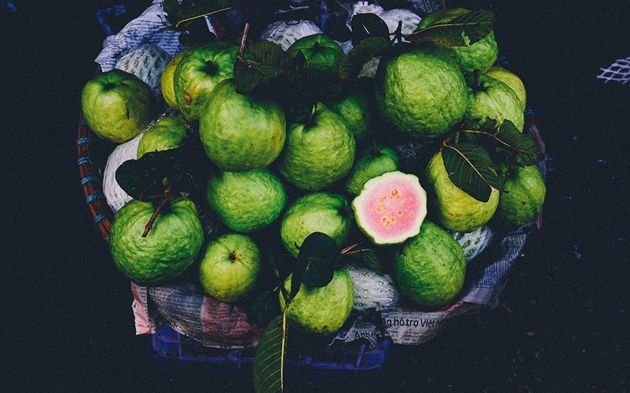 come preparare il tè in foglie di guava per dimagrire