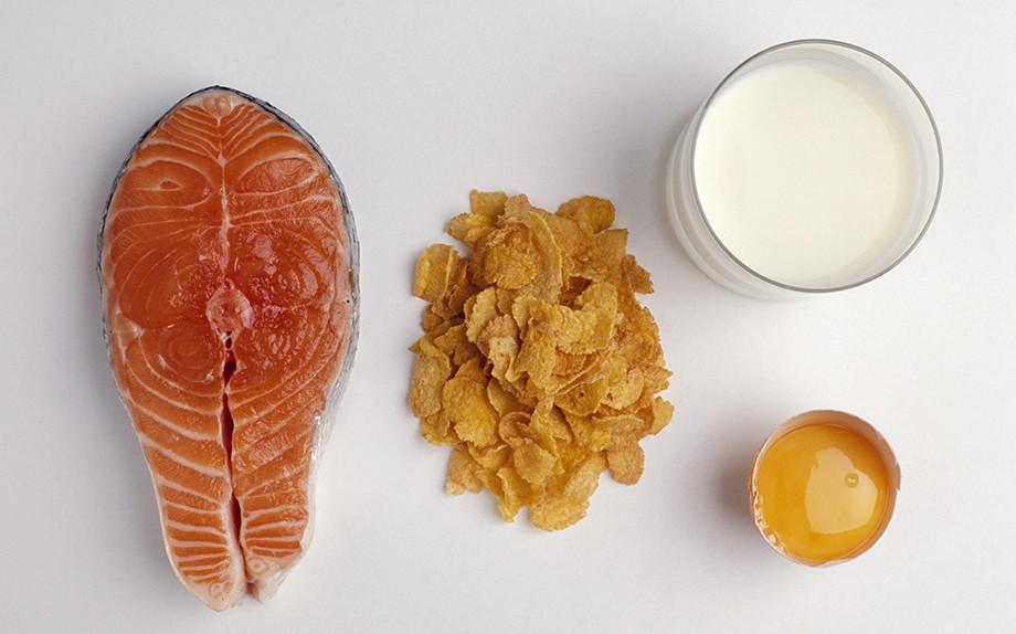 carenza di vitamina d e aumento di peso collegato