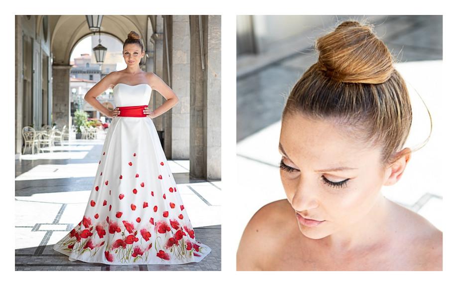 Acconciature sposa Valeria Arizzi